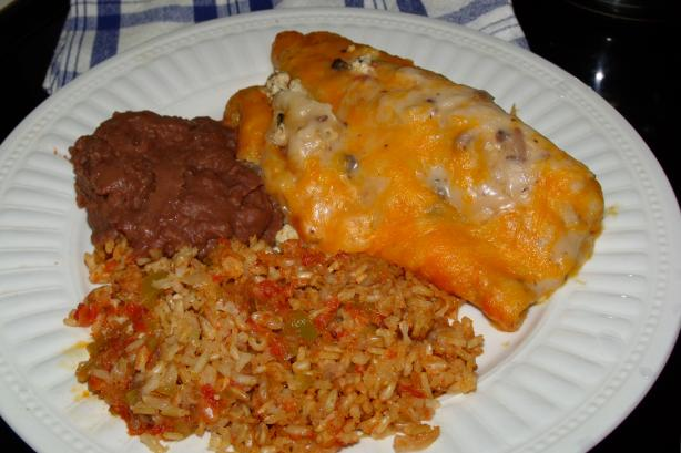 Weight Watchers Core Mexican Rice. Photo by Southern Lady