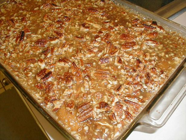 Caramel-Pecan Sour Cream Coffee Cake. Photo by 4Susan
