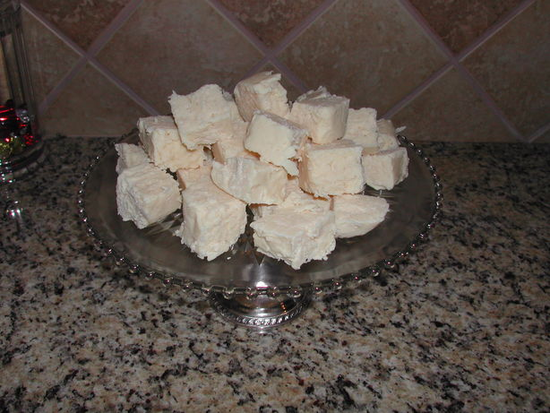 Coconut Creme Fudge. Photo by Feej