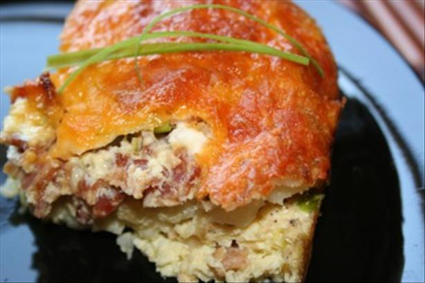 Simple Breakfast Casserole. Photo by ~Nimz~
