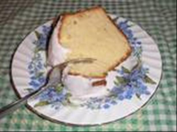 Old Lunenburg Sour Cream Cake. Photo by Nova Scotia Cook