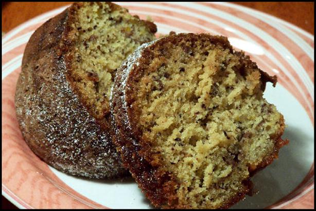 Calypso Coffee Cake With Butter Rum Glaze. Photo by NcMysteryShopper