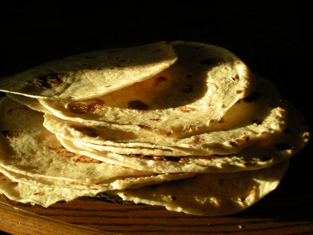 Homemade Tortillas. Photo by Mama's Kitchen (Hope)