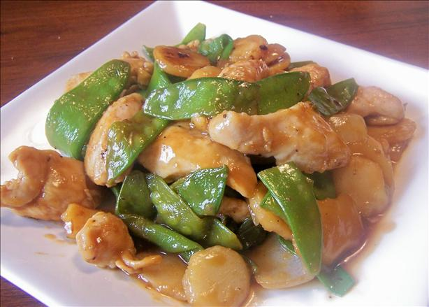 Quick Hoisin Chicken Stir-Fry. Photo by *Parsley*