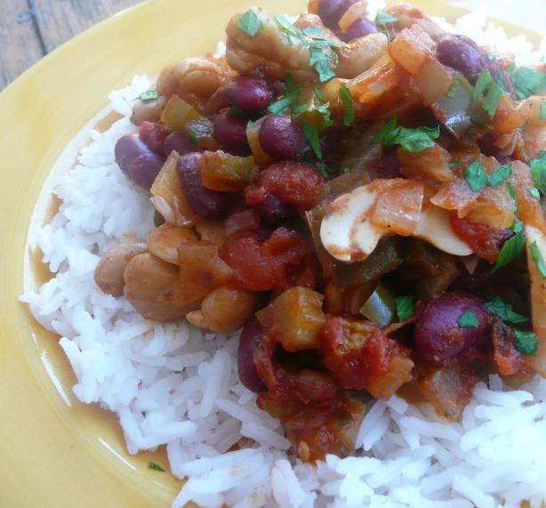 Cashew Chili. Photo by Stardustannie
