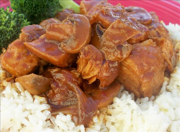 Sweet N Sour Crock Pot Pork. Photo by *Parsley*