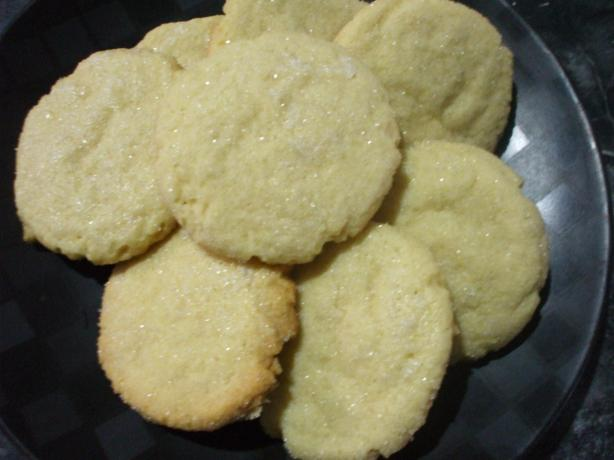 Sugar Cookies (Light & Crisp). Photo by Mami J
