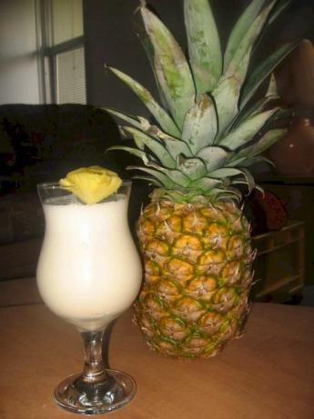Virgin Piña Colada. Photo by UmmBinat