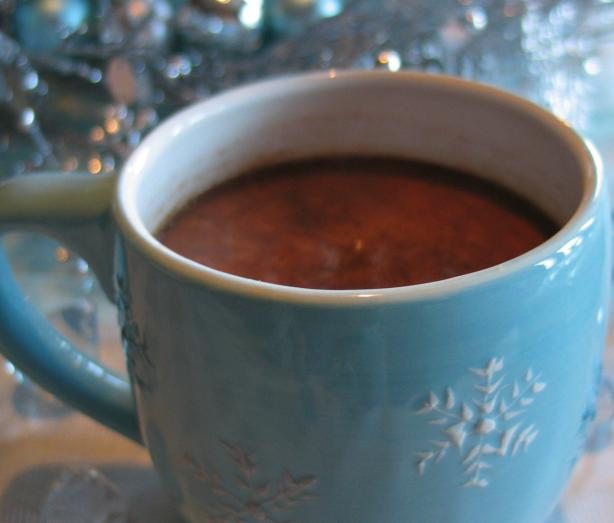 Café a La Russe (Chocolate Coffee). Photo by carolinajewel