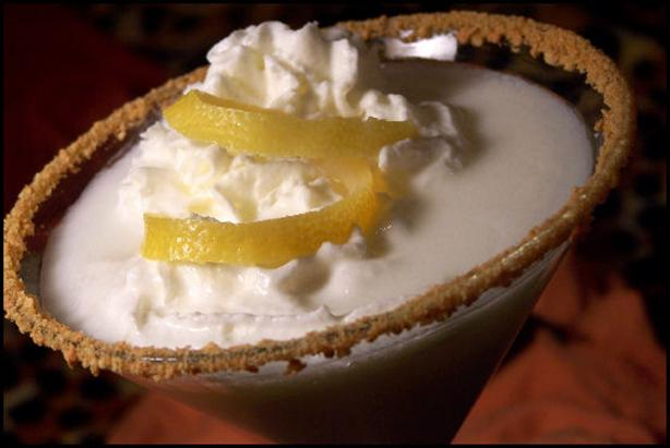 Lemon Meringue Pie Martini. Photo by NcMysteryShopper