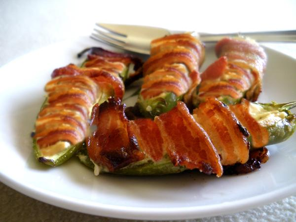 Jalapeno Poppers. Photo by Bergy