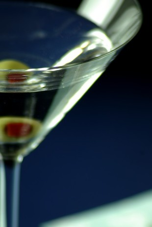Traditional Martini. Photo by Thorsten