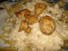 Lighter Alfredo Sauce. Recipe by kaitlin384