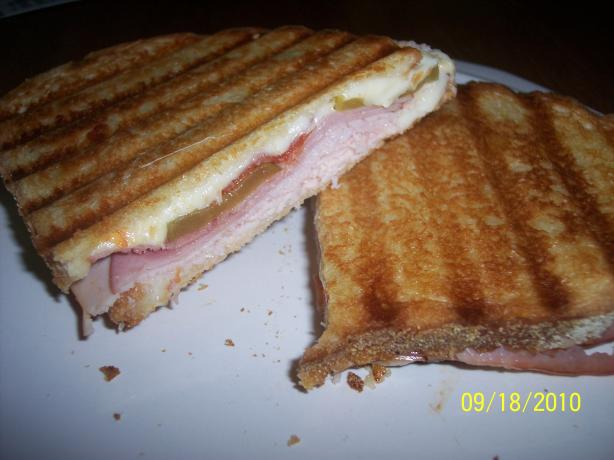 Panini Sandwiches. Photo by KinMa
