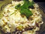 Egg Salad! Creamy Smokey Hot (As in Spice) !