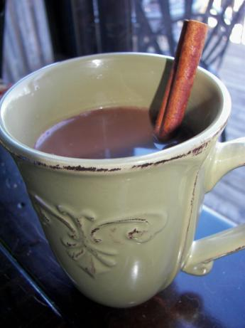 Hot Chocolate Mayan Style. Photo by Baby Kato