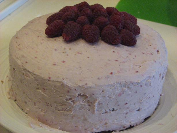 Raspberry White Chocolate Cake. Photo by Bonnie G #2