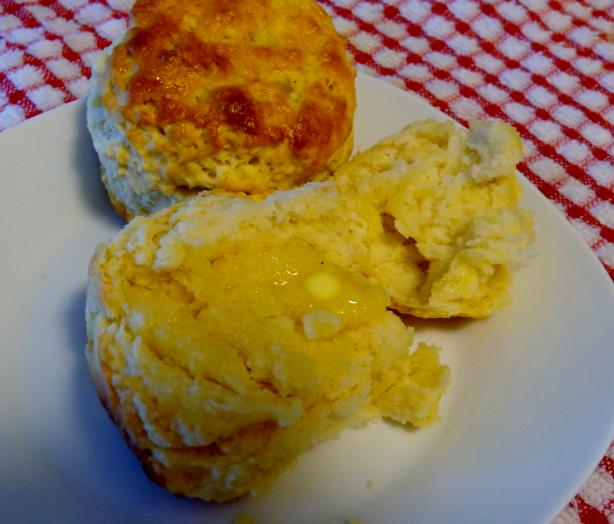 Carolina Buttermilk Biscuits (And/Or Southern Shortcake). Photo by Bonnie G #2
