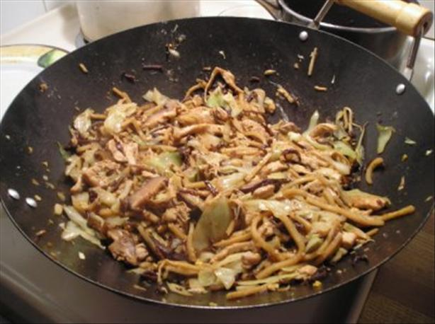 Moo Shu Pork. Photo by SpiceBunny