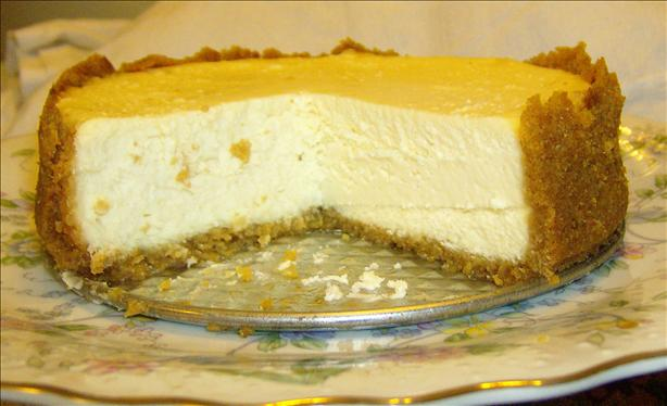 New York Style Cheesecake (6-Inch). Photo by Marie Nixon
