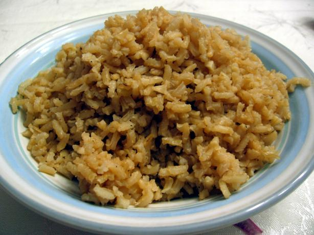 Brown Rice Pilaf. Photo by Dreamer in Ontario