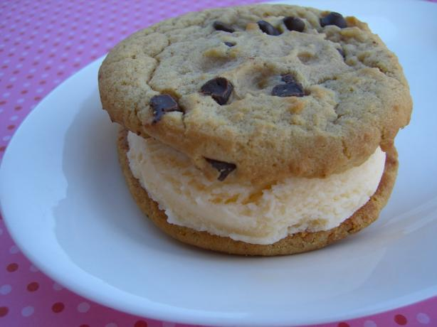 Cookie Ice Cream Sandwiches. Photo by Chef*Lee