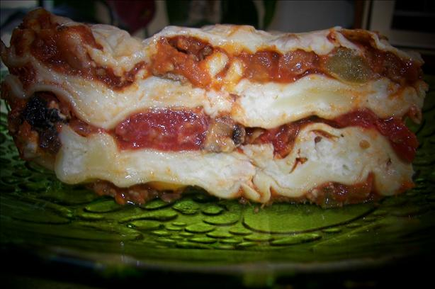 3 Cheese Lasagna. Photo by Baby Kato
