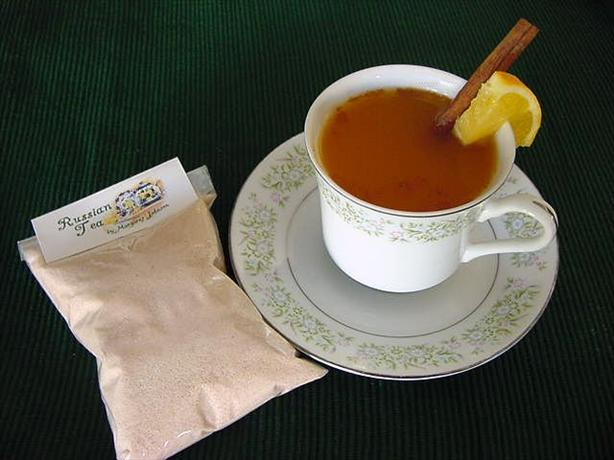 Russian Friendship Tea Mix. Photo by Marg (CaymanDesigns)