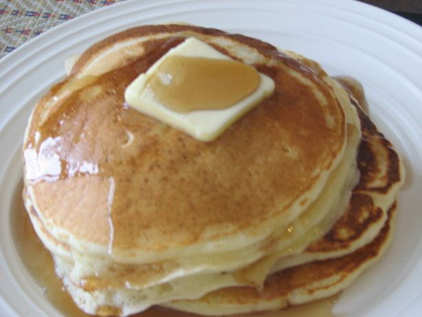 Slightly Sourdough Pancakes. Photo by Bonnie G #2