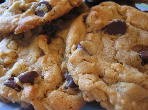 Peanut Butter Chocolate Chip Cookies. Photo by Breezytoo