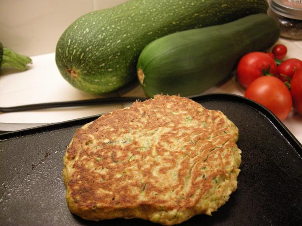 Zucchini Pancakes. Photo by Teddy's Mommy