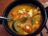 Sassy Creole Fish Stew