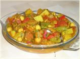 Spiced Vegetable Stew