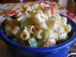 Easy Elbow Macaroni Salad
