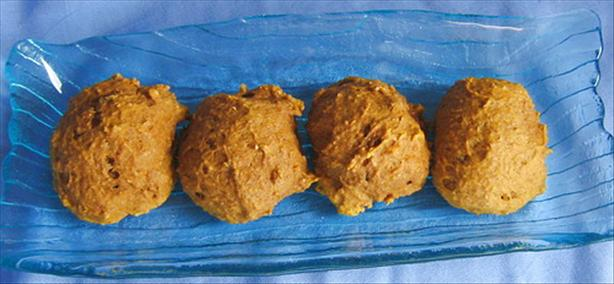 No-Guilt Pumpkin Cookies. Photo by Annacia