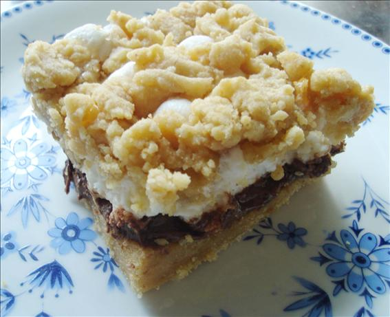 S'mores Bars. Photo by CoffeeMom