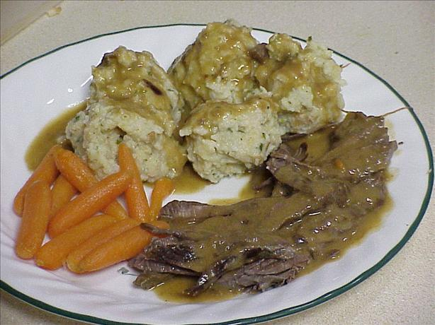 crock pot recipe sauerbraten