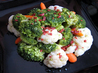 Quick Bacon Broccoli Salad. Recipe by SusieQusie