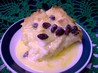 Bread Pudding With Warm Whiskey Sauce. Recipe by Galley Wench