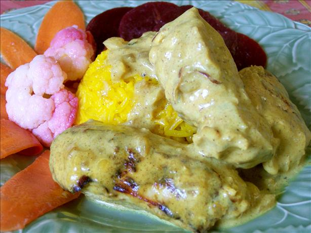 Mango Chicken Your Kids Will Eat. Photo by Rita~