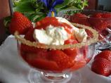 Strawberries to Die for - With Cointreau Sauce