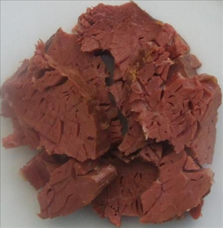 Crock Pot Corned Beef. Photo by Peter J