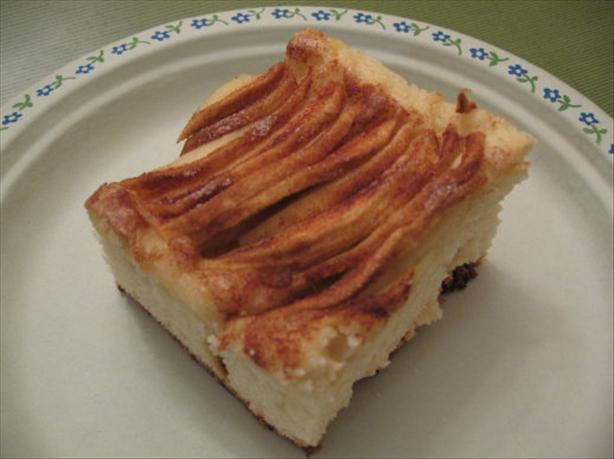 Easy Apple Kuchen. Photo by Engrossed