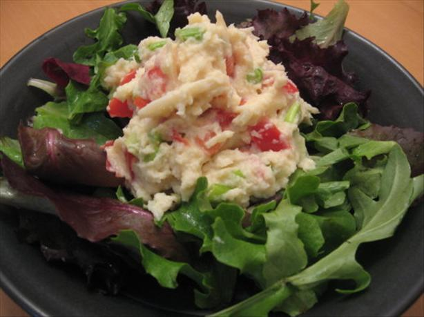 Ensalada De Palmitos (Hearts of Palm Salad). Photo by Engrossed