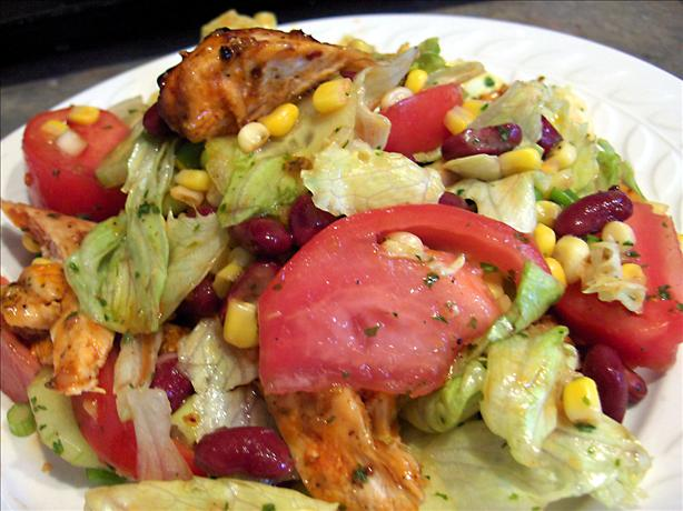 Southwestern Chicken Salad. Photo by Derf