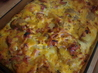 Baked Potato Brunch Casserole. Recipe by LAURIE
