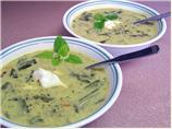 Hot or Cold Sorrel Soup
