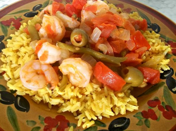 Shrimp Veracruz-Style (Camarones a La Veracruzana). Photo by FLKeysJen