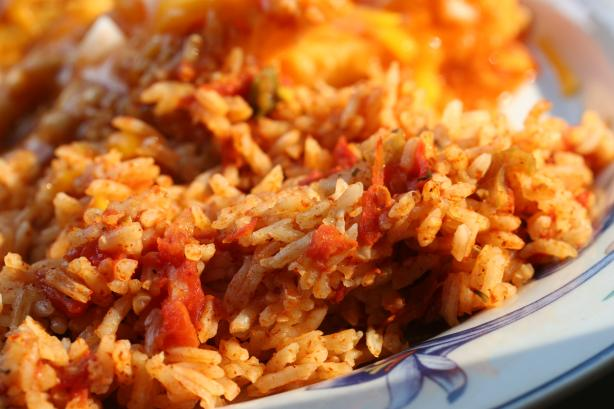 Quick Spanish Rice. Photo by sloe cooker
