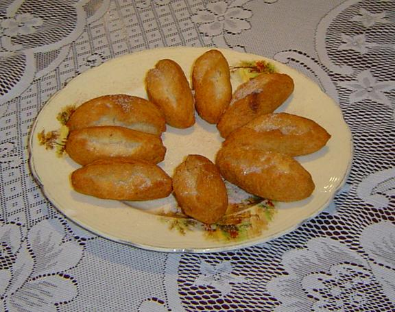 Shenkli (Swiss Doughnuts). Photo by A Good Thing